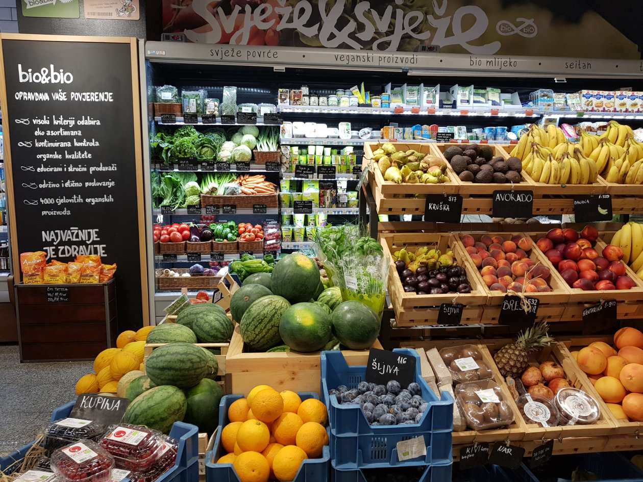 Izbjegavaj pesticide i neurotoksine  - biraj organsko