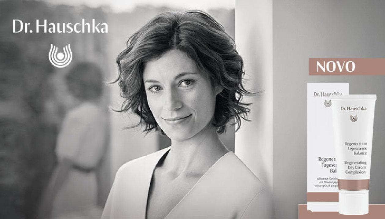 Nova regenerativna CC krema Dr. Hauschka