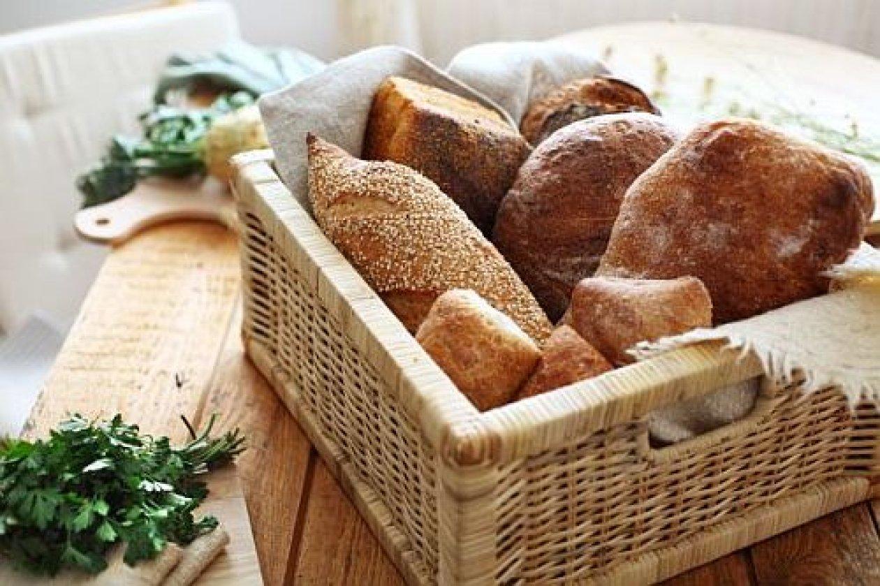Ima li što ljepše od mirisa svježeg kruha?