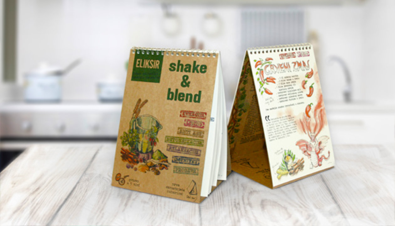 Eliksir – nova kuharica zdravih napitaka