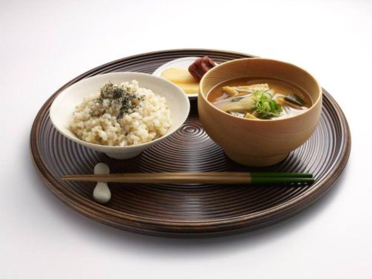 Tradicionalna japanska prehrana