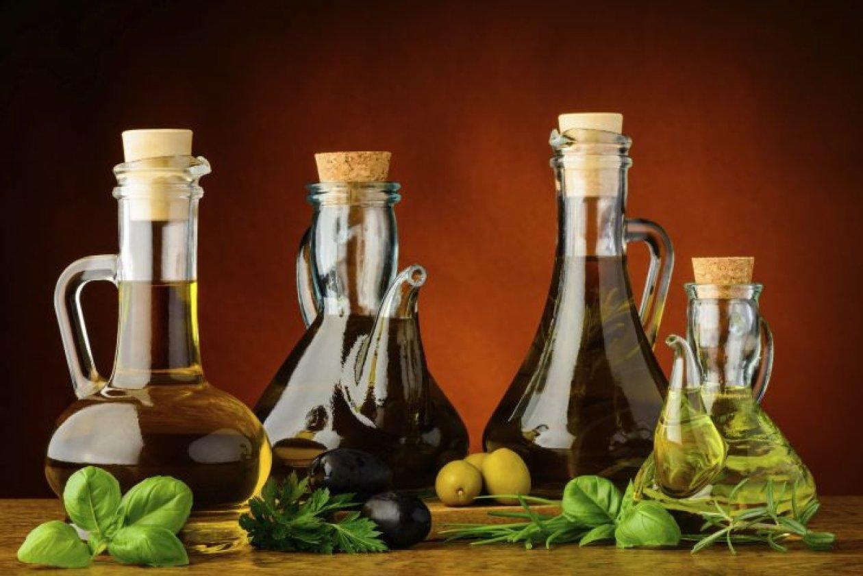 Sve o hladno prešanim biljnim uljima