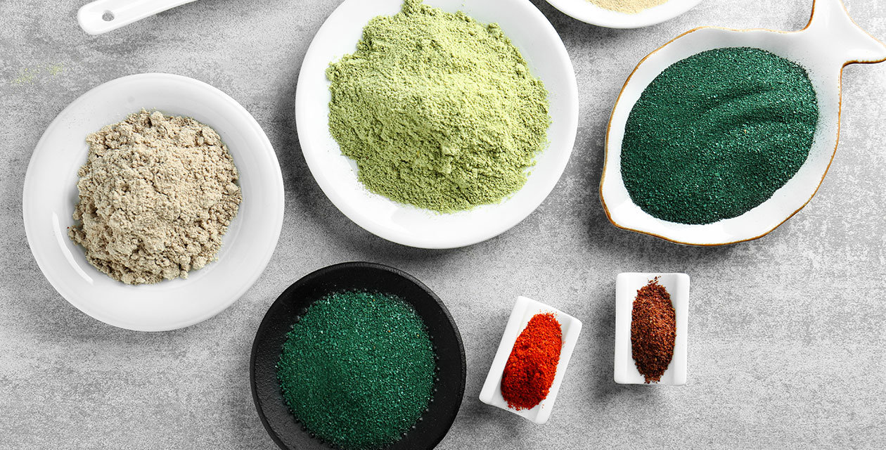Anti-aging pigmenti iz prirodnih izvora