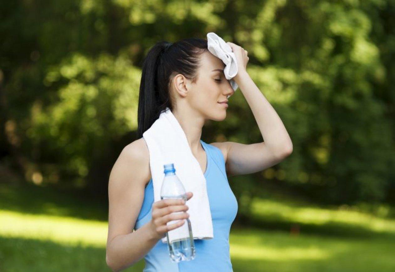 Prirodna rješenja za znojenje