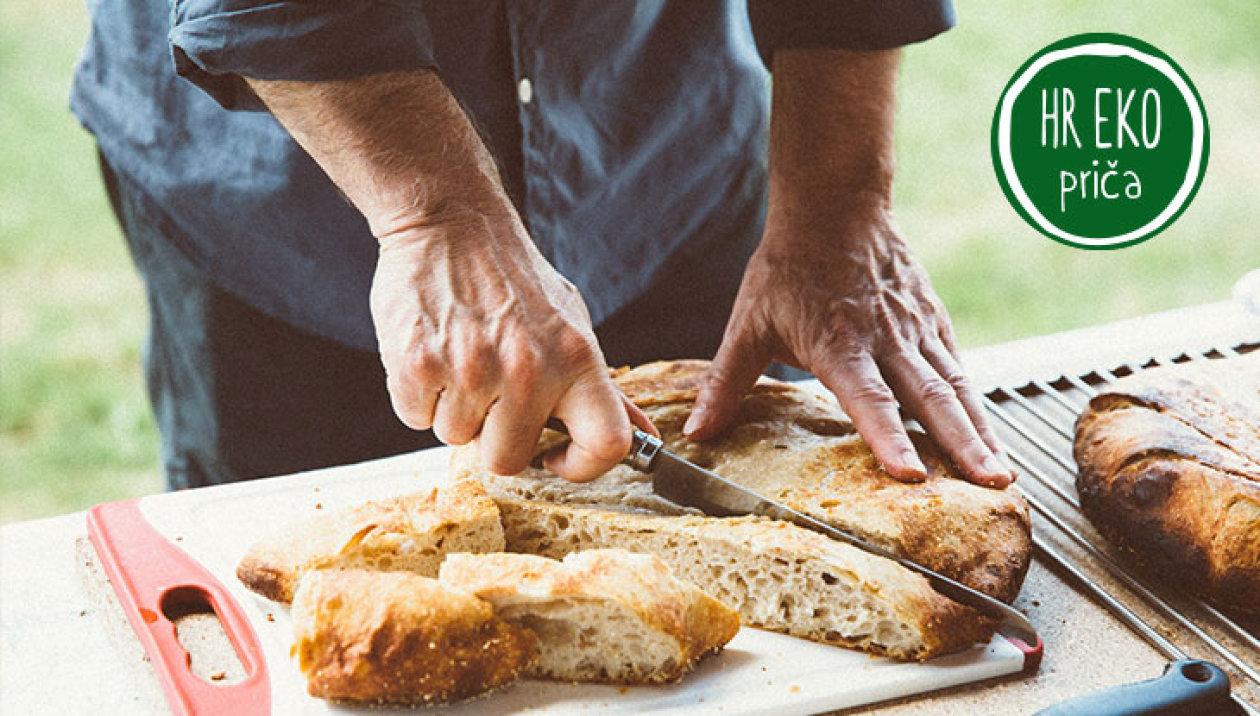 Od bakinog kruha do vlastitih pekarskih kreacija