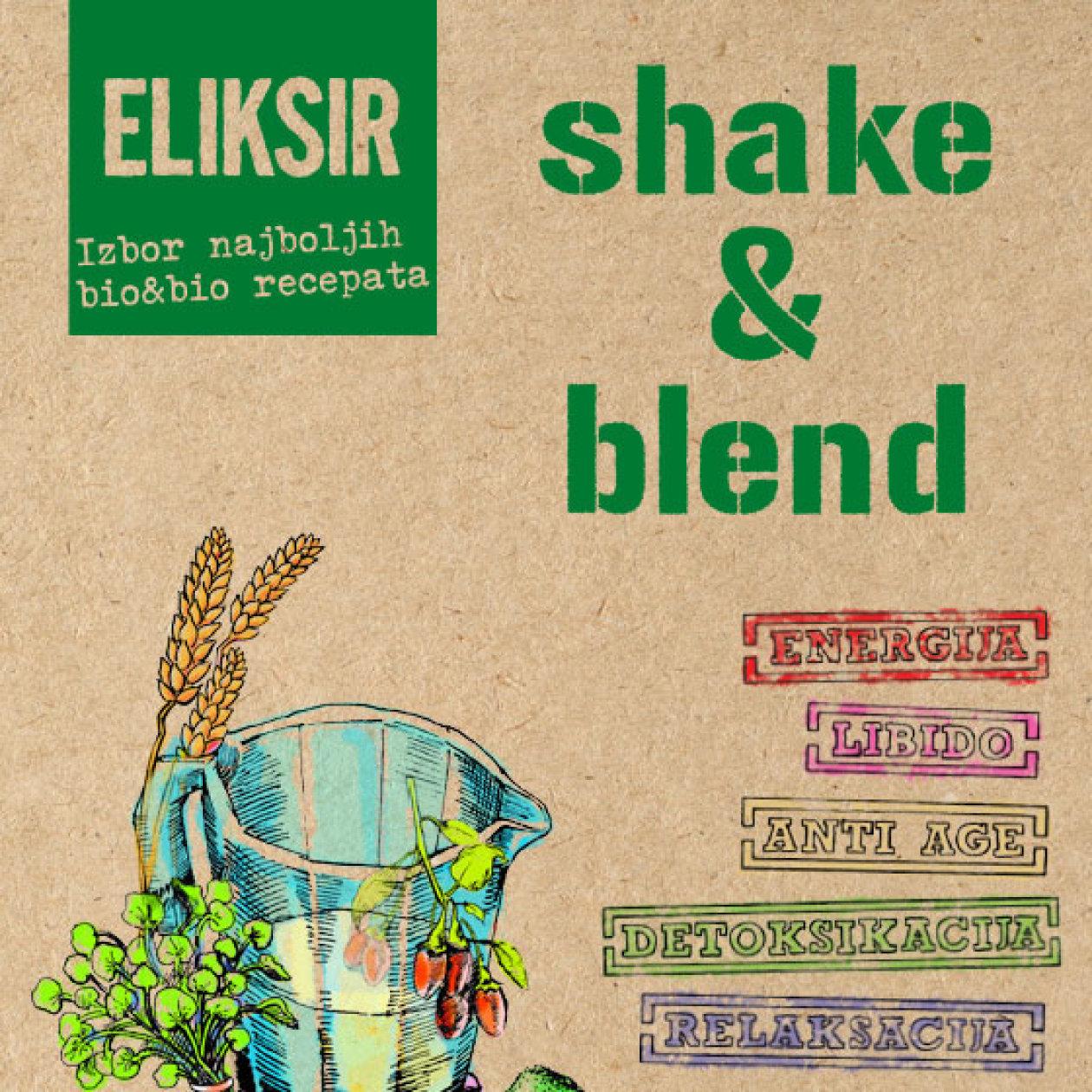 Shake&blend eliksiri
