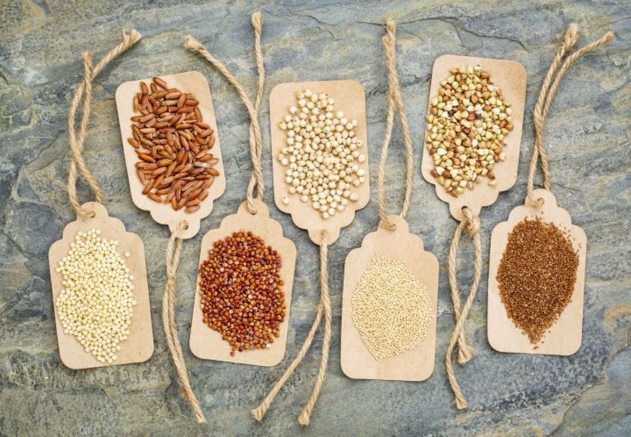 5 najboljih bezglutenskih žitarica