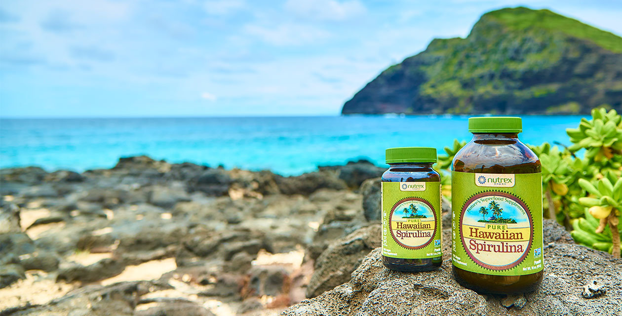6 načina na koje havajska spirulina puni tijelo energijom