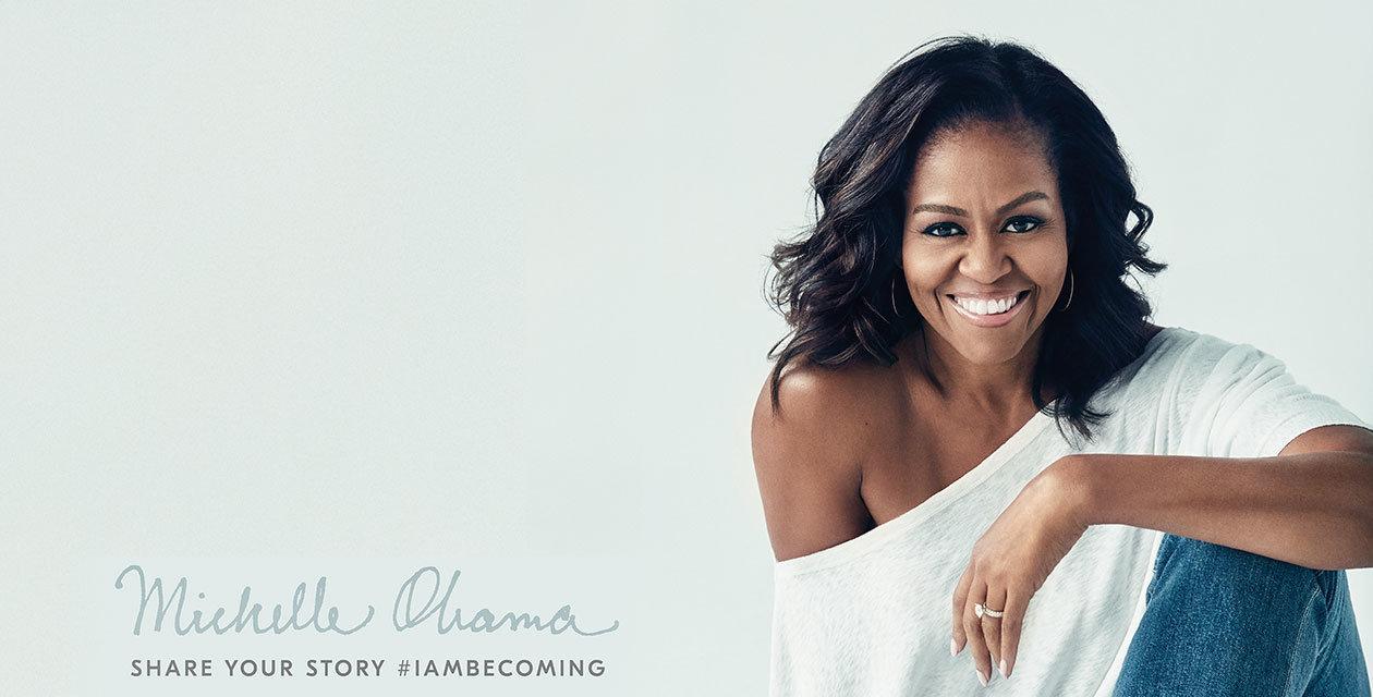 Michelle Obama: Svi imamo važnu priču za ispričati