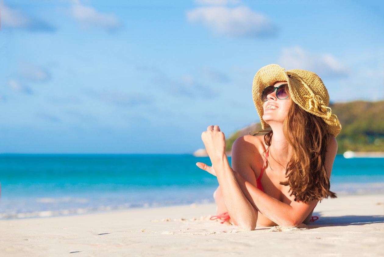 Sigurni pod suncem u 3 koraka