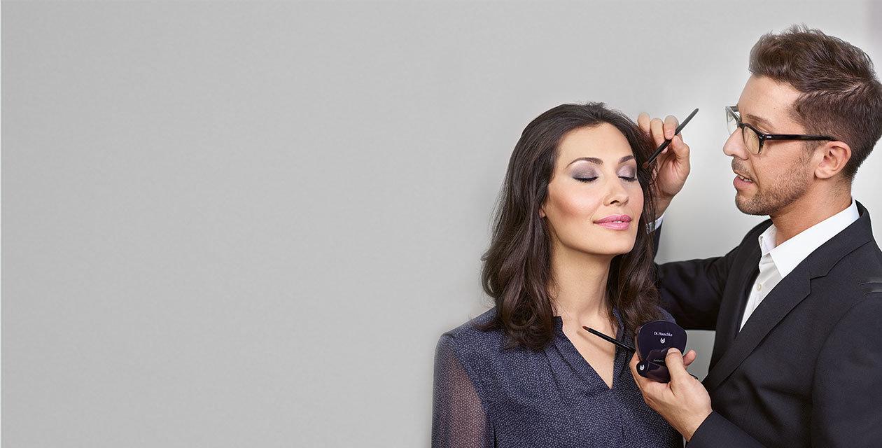 Dr. Hauschka make-up artist kojeg je odabrao i Barack Obama