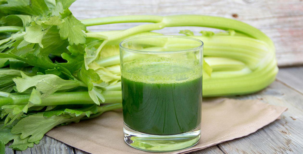 Celerov sok - najmoćnija remedija za vaše iscjeljenje