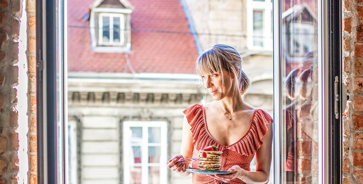 Upoznaj Maju Brekalo i njezinu sretnu hranu
