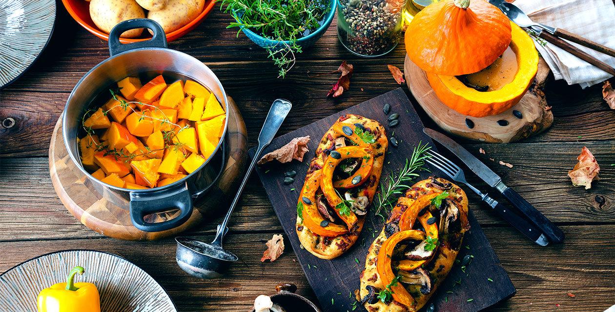 Vitalna jesen - savjeti i značajke prehrane