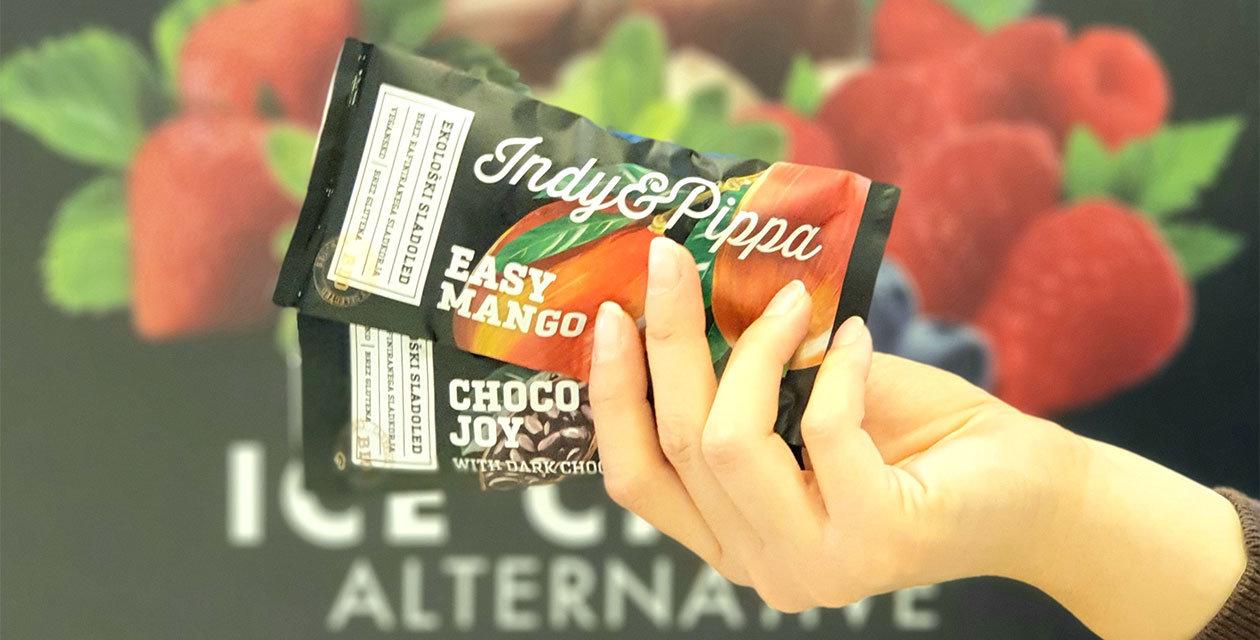 Indy&Pippa - sladoled dobar za ljude i Planet