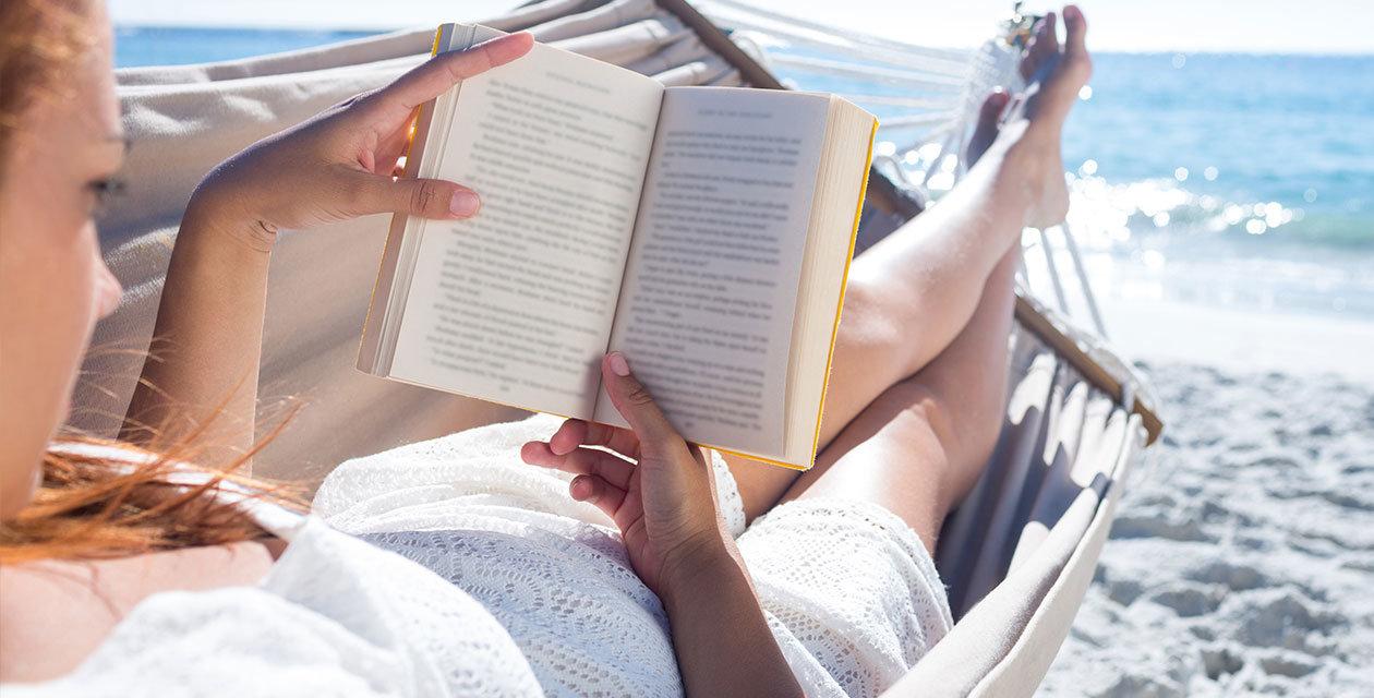 Knjige koje nosimo sa sobom na odmor